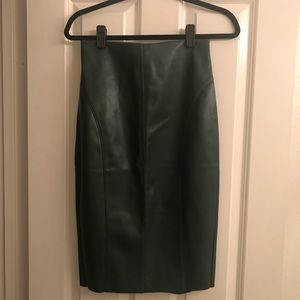 Express Minus the Leather pencil skirt